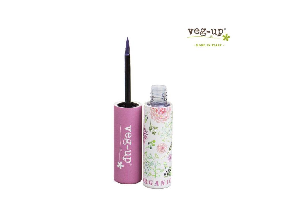 Veg up tekutá ceruzka na oči, 3,5 ml - 01 fialová