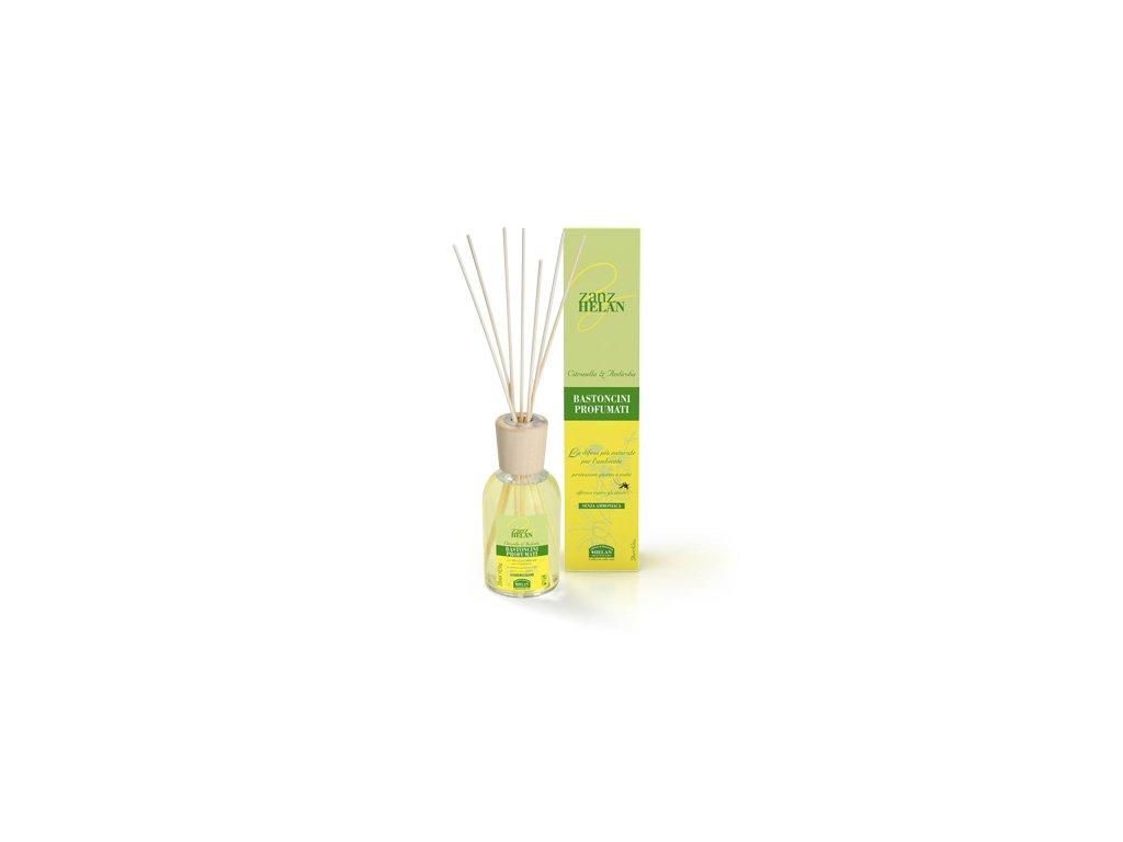HELAN aroma repelentý difuzér proti komárom, 250 ml