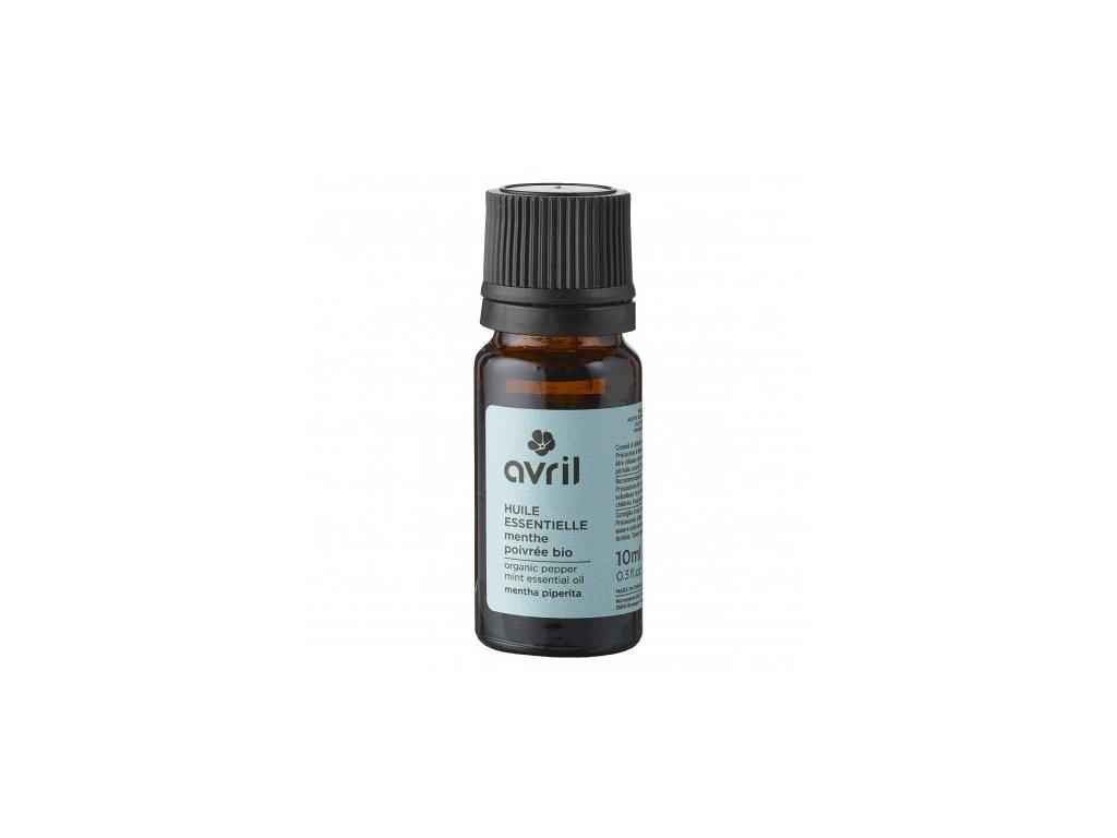 avril organic pepper mint essential oil