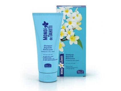 šampon a kondicionér